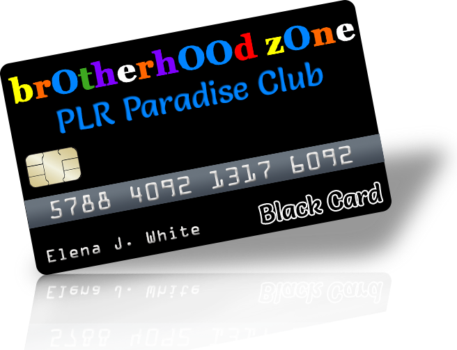 PLR Paradise Club: Product Creation